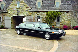Limousine Rentals for Corporate and Executive Transportation