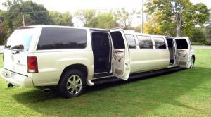 White Diamond Limousine - Exterior 2