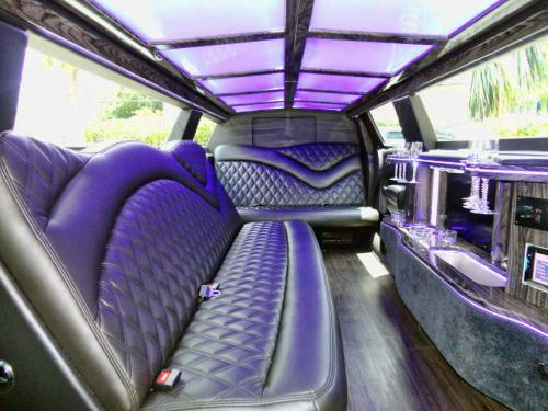 2019 Springfield Coach Chrysler 300 Limousine - Interior